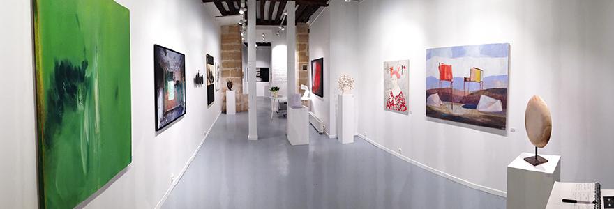 concept des galeries