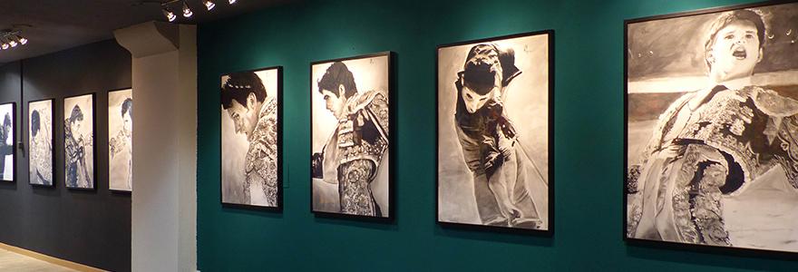 Portrait des galeries