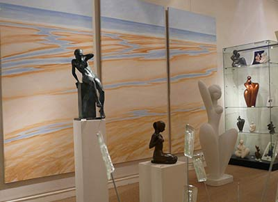 galerie d art contemporain